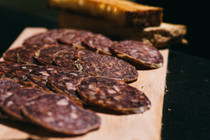 Grass Fed Beef Salami - per pound
