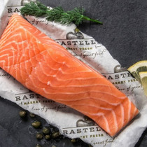 Faroe Island Salmon (4 x 6 oz portions)