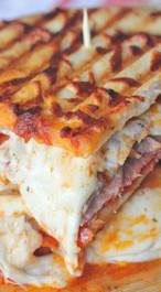 Pizza Panini's