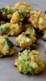 Healthy Broccoli Tater Tots