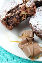 Caramello Brownie Bites