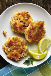 Maryland Crabcakes - 24 Hors d'Oeuvres per tray