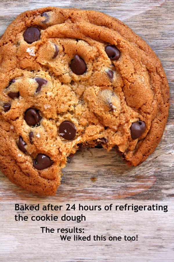 New York Times Chocolate Chip Cookies Gf 1 Dozen