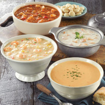 Seafood Soups to Sample - 5 seafood chowders & soups to try!