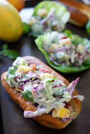 Lobster Mango Avocado Salad