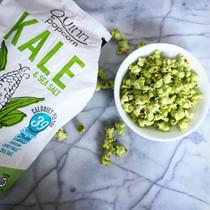 Kale & Sea Salt Popcorn - 12 pack, 4.3 oz each