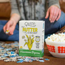 Real Butter Tastes Better Microwave Popcorn - Non GMO
