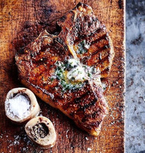 Wagyu Beef Porterhouse Steaks, 6 of 24 oz ea