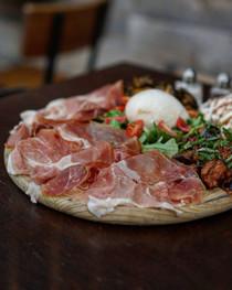 Prosciutto Di Parma - Trimmed Boneless Ham  1/2 lb.