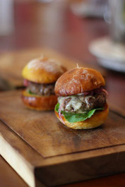 Wagyu Beef Sliders - 80 Patties, 2 oz Each