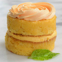 Florida Orange Sunshine® Cake - Mini Cakes - 12 of 3.2 oz each