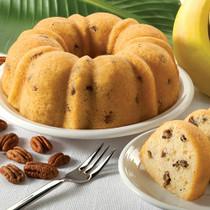 Cabana Banana Nut Cake