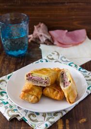 Cuban Spring Rolls - 50 pieces per tray
