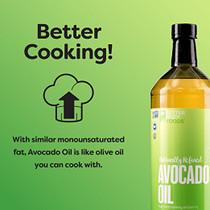 Naturally Refined Avocado Oil (16.9 fl oz)