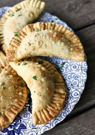 Shepherd's Pie Empanadas - 35 pieces per tray