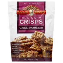 Parmesan Garlic Culinary Crisps 6 Ounces (Case of 6)