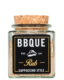 BBQUE Cappuccino Rub