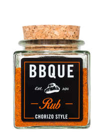 BBQUE Chorizo Rub