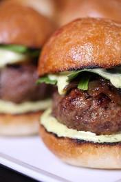 Wagyu Beef Burgers - 40 Burgers, 4 oz ea