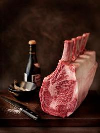 Wagyu Beef Prime Rib Roast MS5 - 18 lbs