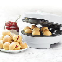 Our Pancake Puff Maker
