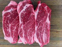 Chuck Eye Steak - includes 3 - American Wagyu