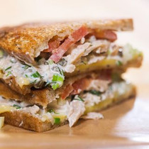 Foxys Rockin Sophie's Vegan Spring Tuna Salad