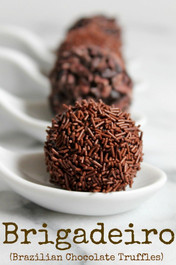 Brigadeiros (Brazilian Truffles) - includes 24