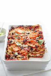 Vegan Mexican Lasagna