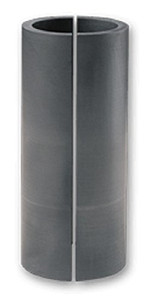 """A.W. Chesterton Company 012802 Type 5100 Split Carbon Sleeve for Stuffing Box, 2.000"""" x 2.875"""" x 4.000"""""""