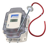 "Bapi ZPS-20-SR73-BB-ST-D Differential Pressure Transmitter, 4-20 mA, 0-2.5"" WC"