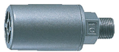 CKD Corporation SL-8A Silencer SL Series, Low Resistance to the Exhaust Speed