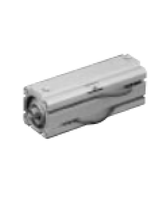CKD Corporation SSD-K-100-45 SSD Series Pneumantic Compact Cylinder, Bore 100mm