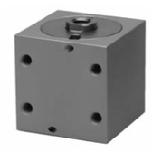"Compact Air Products Incorporated BD158X1 Pneumatic Air Cylinder, 1-5/8"" Bore"