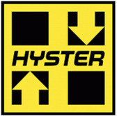 Hyster 2305381 HY2305381 Nut for Hyster Forklift Service Repair Maintenance MRO