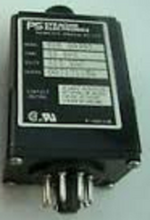 Syracuse Electronics TSR-00303 Time Delay Relay, 0.5 to 5 Second, 115VAC, 8 Pin