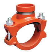 """Victaulic s/920N-E 3 X 1 1.5"""" Hole Size, Mechanical-T Bolted Branch Outlet"""