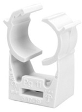 "Zurn Industries QHLCHJ Locking Clic Holder, 5/8"" Inch, Box of 100"