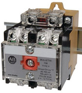 Allen-Bradley 700-P800A1 Type P AC-Operated Control Relay, 115-120V 60Hz, 110V