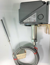UE United Electric Controls F300-6BS With 350-02997 Thermocouple Temp Switch