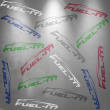 "21"" Fuel-It! Stickers"