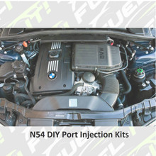 BMW N54 DIY Port Injection Kit