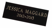 Perpetual Plaque Name Plate