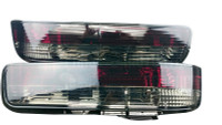 P2M Smoked Tail Light Kit for Nissan 240sx '89-'94 Coupe LED*
