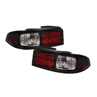 Spyder LED Taillights for Nissan 240sx '95-'96