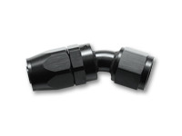 Vibrant Swivel Hose End Fitting, 30 Degree; Size: -6AN