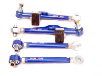 Megan Racing Adjustable Front Control Arms S13 240SX Blue