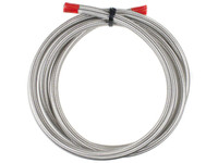 Aeromotive 4' AN-06 Stainless Steel Braided Line
