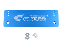 Cusco JDM License Plate Stay Adj Kit FR-S BRZ