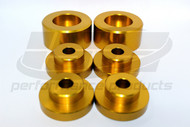 ISIS PERFORMANCE SOLID DIFFERENTIAL MOUNT BUSHINGS - S14/S15 - GOLD